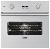 "VESO1302SS Viking 30"" Professional Ultra-Premium Select Built-in Thermal Convection Electric Single Oven - Stainless Steel"