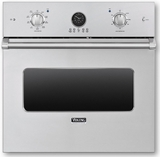 """VESO5302SS Viking Professional 30"""" Premiere Electric Single Oven with Dual Flow Convection - Stainless Steel"""