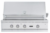 "VGBQ54224NSS Viking Professional 5 Series 42"" Ultra-Premium Gas Grill - Natural Gas - Stainless Steel"