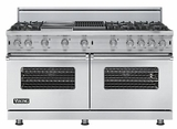 Viking Gas Ranges 60 INCH