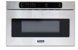 "VMOD5240ss 24"" Viking Undercounter DrawerMicro Oven - Stainless Steel"