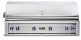 "VQGI5540NSS Viking Professional 5 Series 54"" Natural Gas Built-In Grill with ProSear Burner and Rotisserie - Stainless Steel"