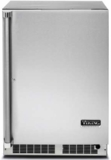 "VRUO5240DRSS Viking 24"" Undercounter Outdoor Refrigerator with Dynamic Cooling Technology and Integrated Controls - Right Hinged - Stainless Steel"