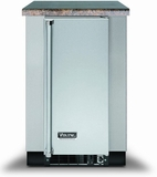 VURO2400 Viking Outdoor Under Refrigeration Base (Refrigerator Sold Separately) - Stainless Steel