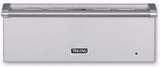"VWD530SS Viking 30"" Professional 5 Series Warming Drawer with Captive Touch Digital Controls and Large Drawer Capacity - Stainless Steel"