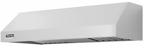 """VWH3010LSS Viking 30"""" Wide 10"""" High Wall Mount Hood with 460 CFM Interior Power Ventilator - Stainless Steel"""