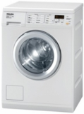 "W3048 Miele 24"" Front Load Washer with European Standard Capacity and 6 Spin Speeds - White"