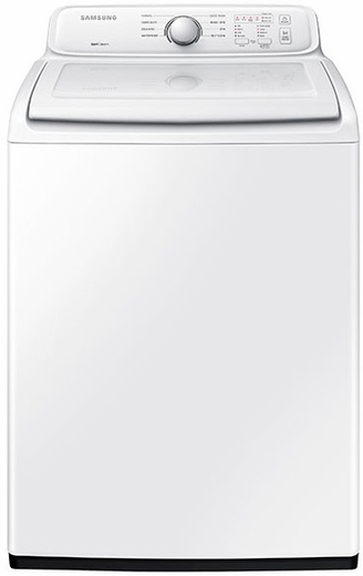 WA40J3000AW Samsung 4.0 Cu. Ft. Top Load Washer with Self Clean - White