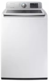 "WA45M7050AW Samsung 27"" 4.5 Cu. Ft. Top Load Washer with VRT Plus Technology and Self Clean - White"