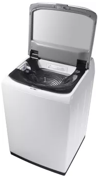 "WA52M8650AW Samsung 27"" 5.2 cu. ft. Top Load Washer with ActiveWash and Integrated Controls - White"