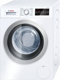"WAT28401UC Bosch 500 Series 24"" Compact Washer - White"