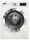 "WAW285H2UC Bosch 24"" 800 Series Compact Front Load Washer with AquaStop Plus and SpeedPerfect  - White"