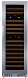 "WC118TZ Fagor 24"" Tower Wine Cooler with Digital Touch Controls and Sabbath Mode- Stainless Steel"