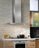 WC45 Best Harmonia Chimney Range Hood with Internal or External Blowers
