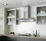 WC46 Best Circeo Chimney Range Hood with iQ6 Internal Blower or External Options