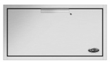 "WD130SSOD DCS 30"" Outdoor Warming Drawer with Moist/Crisp Setting - Stainless Steel"