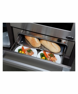 """WDVI30N Fisher & Paykel 30"""" Integrated 1.5cu. ft Capacity Warming Drawer with 500W Output - Custom Panel"""