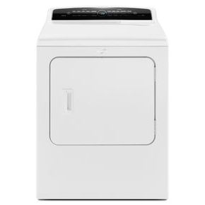 "WED7300DW Whirlpool 29"" 7.0 Cu. Ft. Top Load HE Electric Dryer with Advanced Moisture Sensing and Intuitive Controls - White"