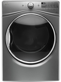 WED92HEFC Whirlpool 7.4 Cu. Ft. Electric Dryer with Stainless Steel Drum - Chrome Shadow