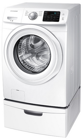 WF42H5000AW Samsung 4.2 cu. ft. Capacity Front Load Washer - White
