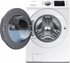 "WF45K6200AW Samsung 27"" 4.5 cu. ft. Front Load Washer with AddWash 12 Preset Wash Cycles and 10 Wash Options - White"
