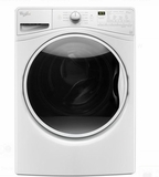 "WFW85HEFW 27"" Whirlpool 4.5 cu. ft. Front Load Washer with EcoBoost and Precision Dispense -"