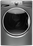 WFW9290FC Whirlpool 4.2 Cu. Ft. Front Load Washer with Load & Go System - Chrome Shadow