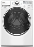 WFW9290FW Whirlpool 4.2 Cu. Ft. Front Load Washer with Load & Go System - White
