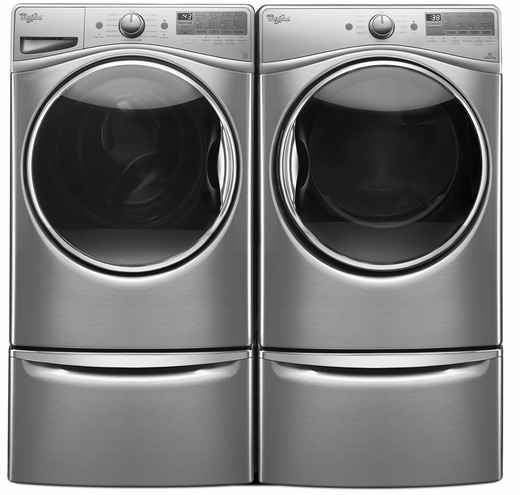 how to clean he whirlpool front load washer