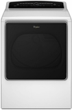 WGD8500DW Whirlpool 8.8 cu. ft. Cabrio High-Efficiency Gas Steam Dryer -White