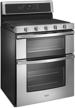 Wgg745s0fs Whirlpool 30 Quot Freestanding Gas Range With 5