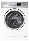 "WH2424F1 Fisher & Paykel 24"" 2.4 cu ft Capacity WashSmart Front Load Washer with 12 Wash Cycles and Sanitize Wash  - White"