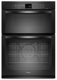Whirlpool Combination Microwave and Built-In Oven BLACK