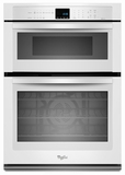 Whirlpool Combination Microwave and Built-In Oven WHITE