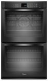 Whirlpool Double Ovens BLACK