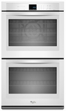 Whirlpool Double Ovens WHITE