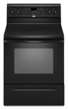 Whirlpool Electric Ranges BLACK