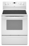 Whirlpool Electric Ranges WHITE
