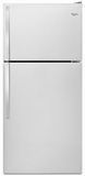 Whirlpool Top Mount Freezer Refrigerators