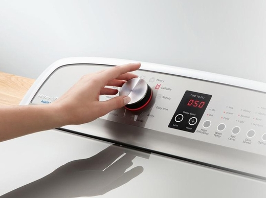 fisher and paykel washsmart top loader manual
