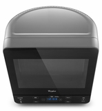 WMC20005YD Whirlpool 0.5 cu. ft. Countertop Microwave Oven - Universal Silver