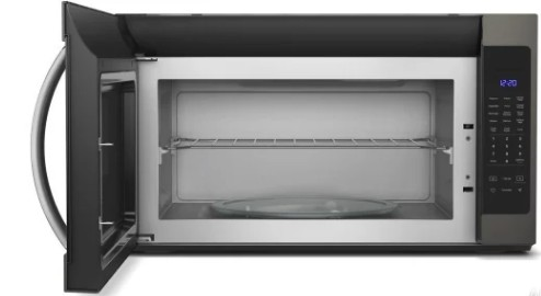 Ft Over The Range Microwave Hood Combination With Sensor Cooking And