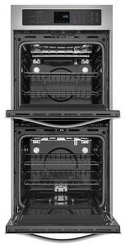 Wod51es4es Whirlpool 24 Inch 6 2 Cu Ft Double Wall Oven