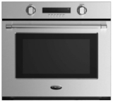"WOSV230 DCS 30""Single Wall Oven with 10 Cooking Modes and a True Convection System - Stainless Steel"