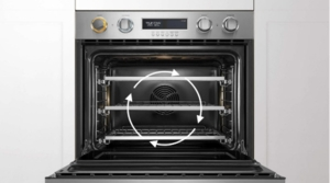"WOSV230N Fisher & Paykel 30""Single Wall Oven with 10 Cooking Modes and a True Convection System - Stainless Steel"