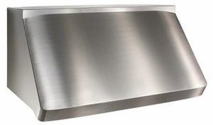 """WP29M364SB Best Centro 36"""" Stainless Steel Pro-Style Range Hood - Stainless Steel"""