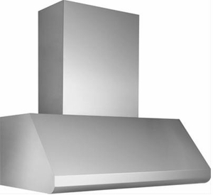 "WPD39M48SB Best 48"" Pro-Style Range Hood with Extra Large Capture Designed for Outdoor cooking in Covered Lanais - Stainless Steel"