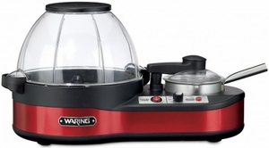 WPM1000 Waring Popcorn Maker with Melting Station
