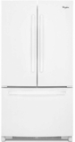 WRF540CWBW Whirlpool 20 cu. ft. French Door Refrigerator with Counter Depth Styling - White