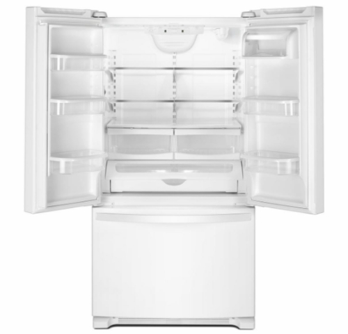 Wrf540cwhw Whirlpool 36 Counter Depth French Door